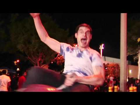 Yee And Haw!! - Flula Screams College (At A College) Travel Video