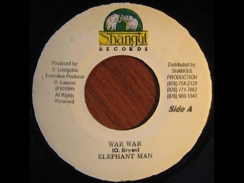 Elephant Man - War War mp3