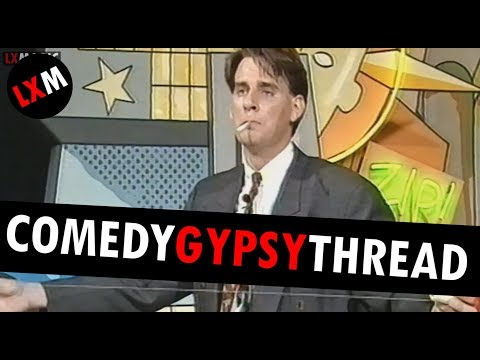 Best Gypsy Thread Routine Ever  (David Williamson)