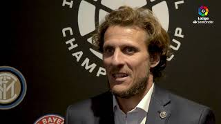 Face to Face: Diego Forlán