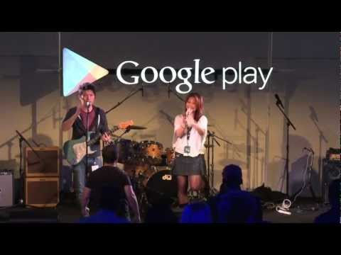 Google Play Presents: Open Mic Hangout On-Air at CMJ 2012