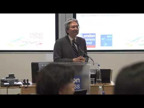 Mr John Tsang, the Financial Secretary of the Hong Kong SAR Government
