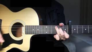 Hướng dẫn Guitar : Alan Walker - Faded