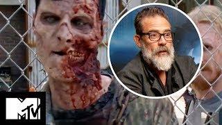 Jeffrey Dean Morgan Talks The Walking Dead NEGAN SPINOFF Ideas | MTV Movies