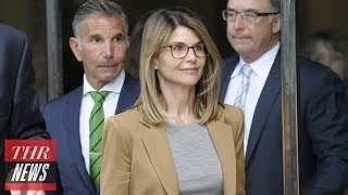 Lori Loughlin Gets Hit With Additional Charge in College Admissions Scandal | THR News
