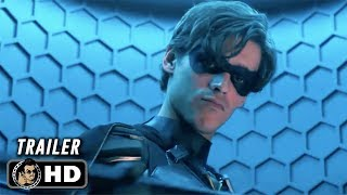 TITANS Season 2 Official First Look Trailer (HD) DC Universe