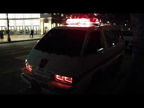 BotCon 2011 Transformers Ratchet custom ambulance van with working lights part 1