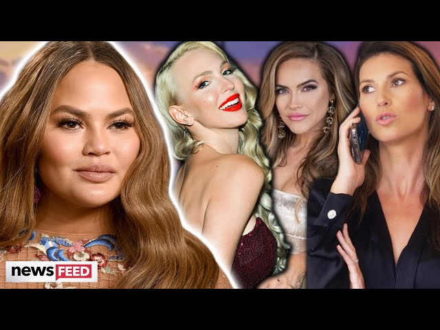 \'Selling Sunset\' Stars RESPOND To Chrissy Teigen\'s Claims The Show Is Fake!