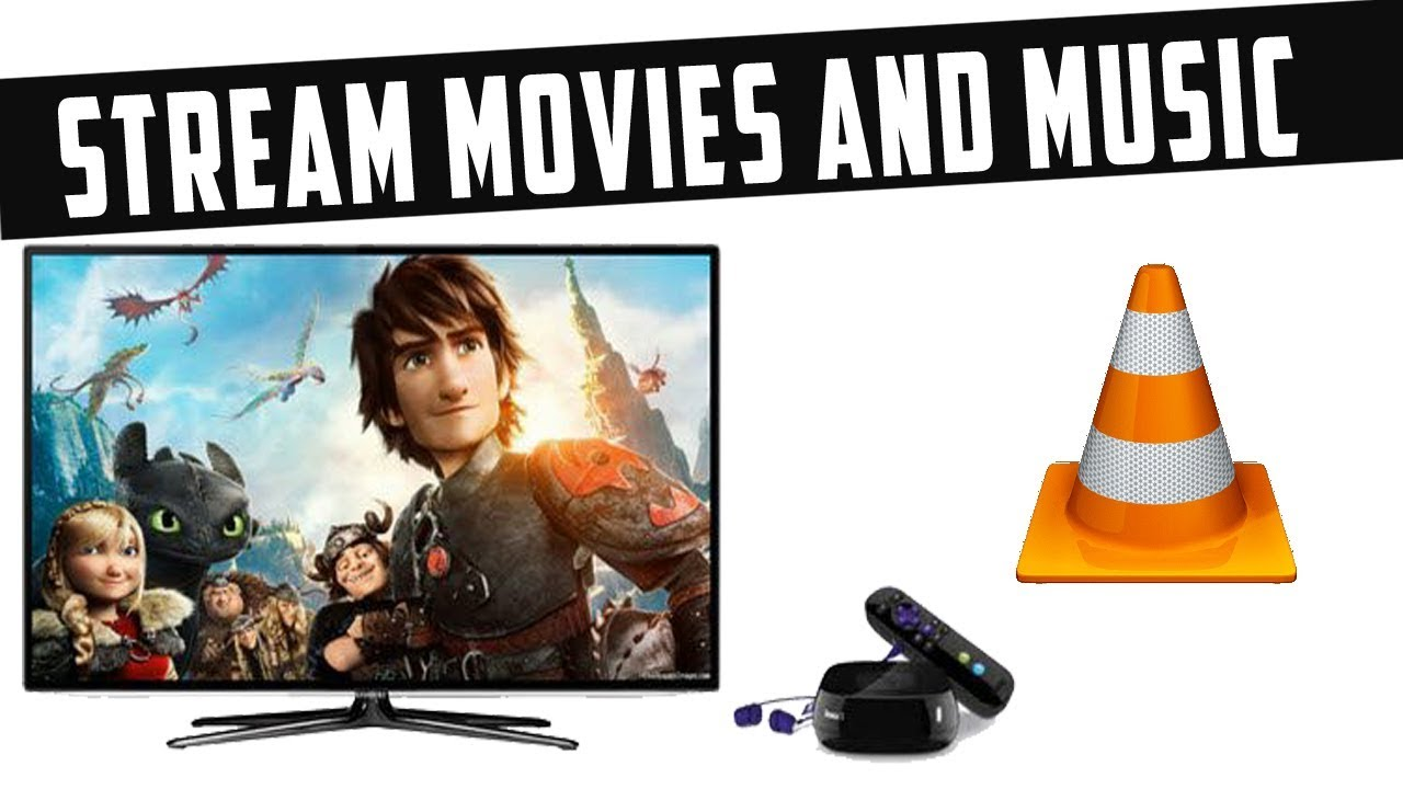 How To Stream Movies And Music On Local Area Network (LAN) Using VLC