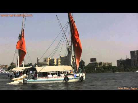 Nile River, Egypt, Collage Video - youtube.com/tanvideo11