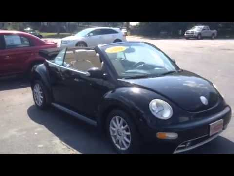 2004 volkswagen beetle convertible review youtube. Black Bedroom Furniture Sets. Home Design Ideas
