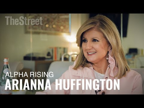Arianna Huffington on Burnout, Tech-Life Balance and Why We Should Sleep More