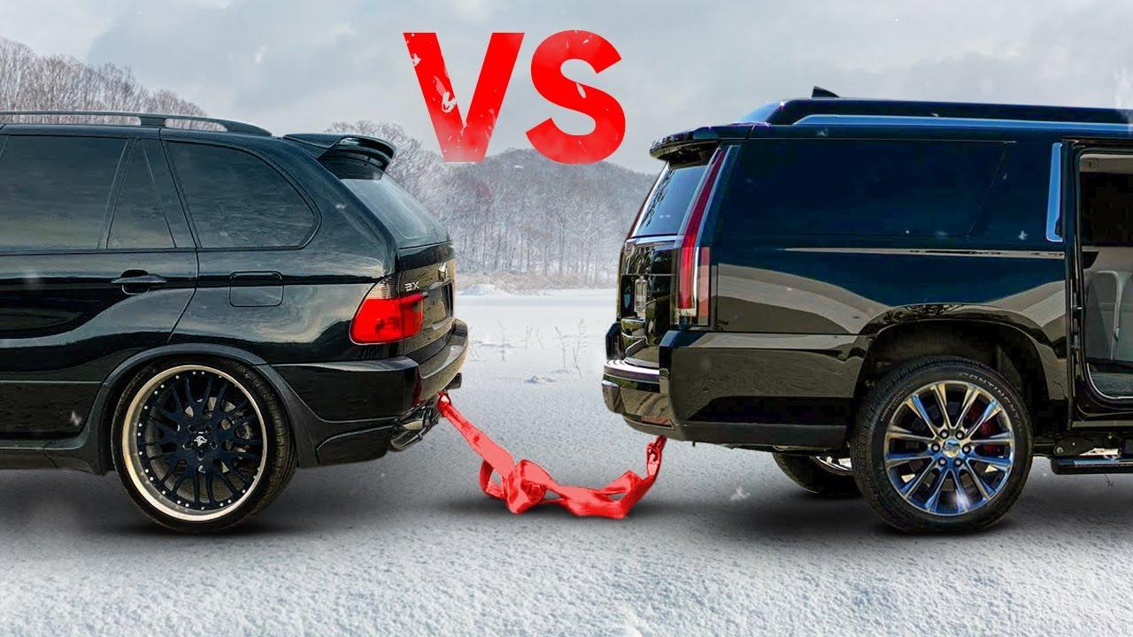Cadillac MORGENSHTERN против BMW X5 Наримана | Азиз Аминович - о работе с Алишером и конфликтах!