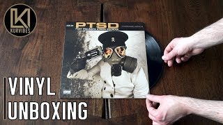 Pharoahe Monch – PTSD: Post Traumatic Stress Disorder Vinyl Unboxing | KurVibes