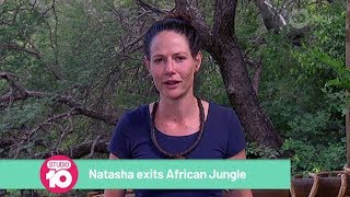 Natasha Exelby Looks Back On Journey In The Celeb Jungle   Studio 10