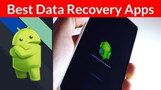 Best Data Recovery Apps for Android 2020