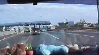 North Luzon Expressway on March 26, 2010 (Part 1)