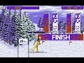 Winter Olympics: Lillehammer '94 (PC/DOS) 1993, U.S. Gold