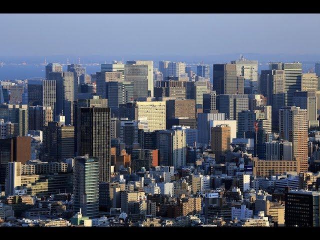 New York vs Tokyo vs Shanghai - Best skylines in the world / Top 3 siêu đô thị hàng đầu thế giới.