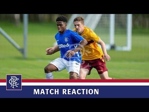 REACTION | Dapo Mebude | Rangers 6-2 Motherwell