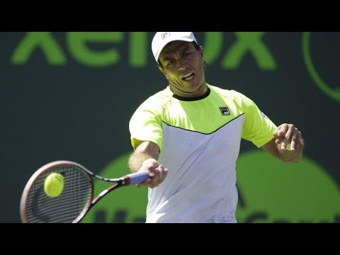 Carlos Berlocq vs. Thanasi Kokkinakis- R1 Miami 2015 [Highlights]
