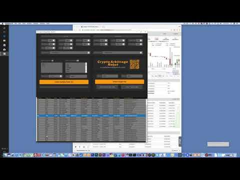Crypto Arbitrage Bot   Cryptocurrency Exchange Arbitrage Trading Tool