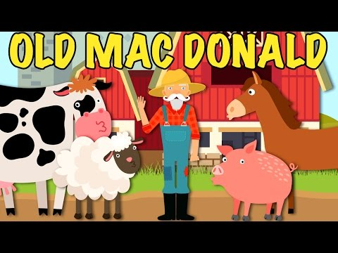 Old Mac Donald Had a Farm and More Popular Nursery Rhymes Collection Canciones Populares para Niños