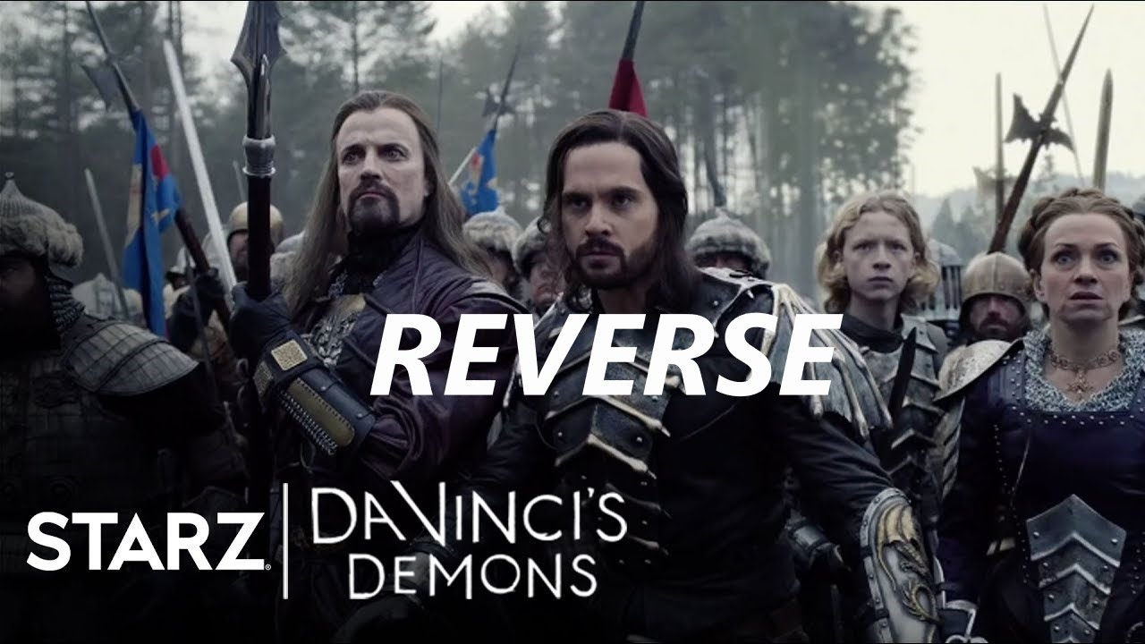 Download REVERSE VIDEO | Da Vincis Demons | S3 E10
