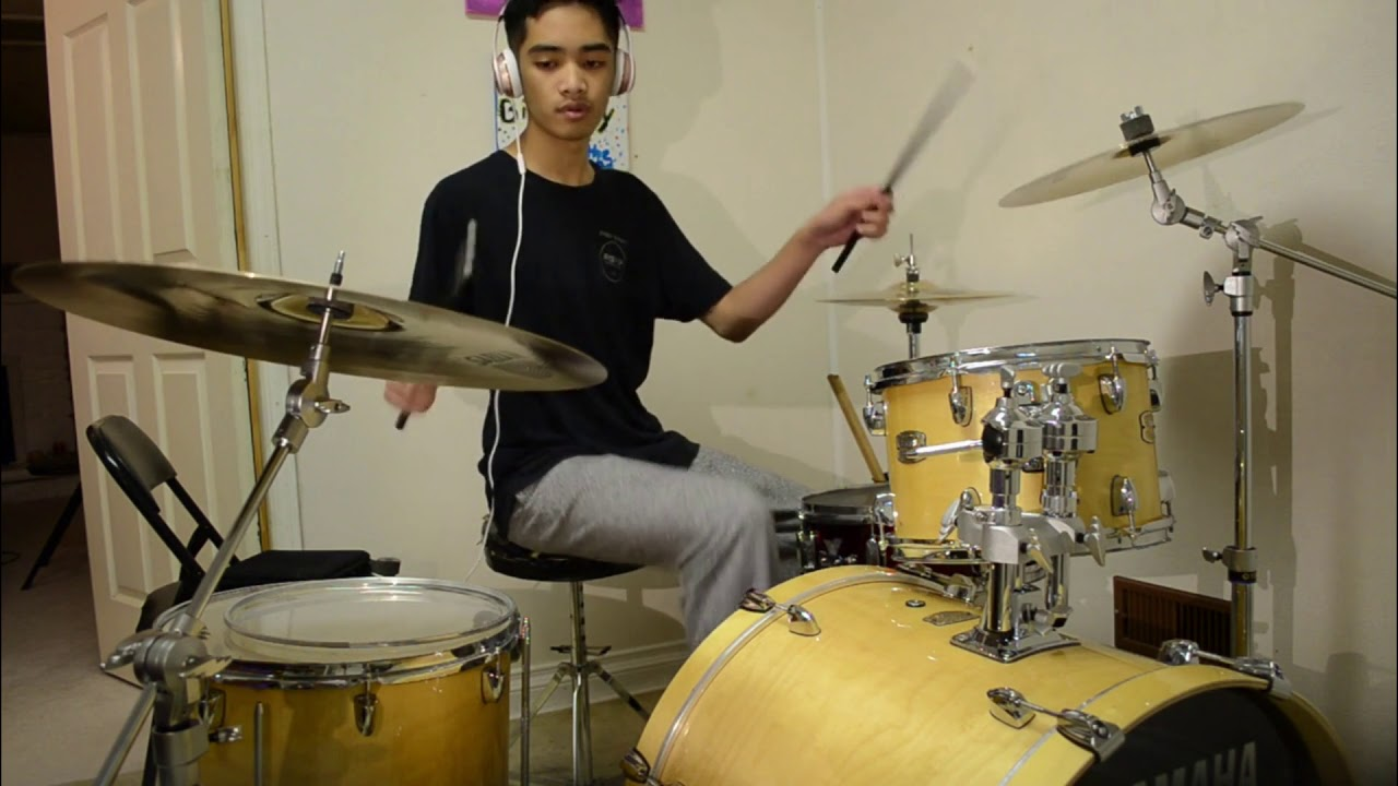 Son Of The Living God - Citipointe - Drums