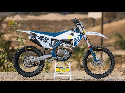 MXA Tests The 2022 Husqvarna FC350