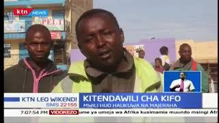 Mwili wa mwanamme umepatikana katika barabara ya Meru-Isiolo