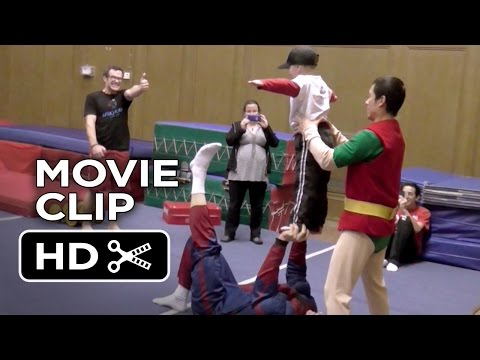 Batkid Begins Movie CLIP - Training to Be Superheroes (2015) - Documentary HD