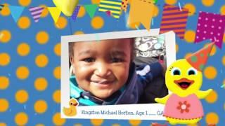 BabyFirst BDay - October BDay - 22- Stella, Samantha, Kingston, Brandon, Layla, Noah, Troy