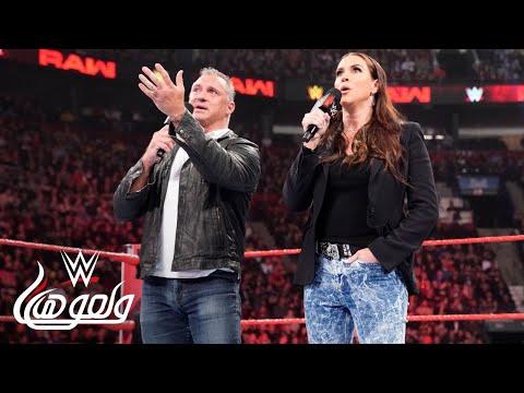 انتقالات مثيرة للنجوم بين راو و سماكداون - WWE Wal3ooha, 18 April, 2019