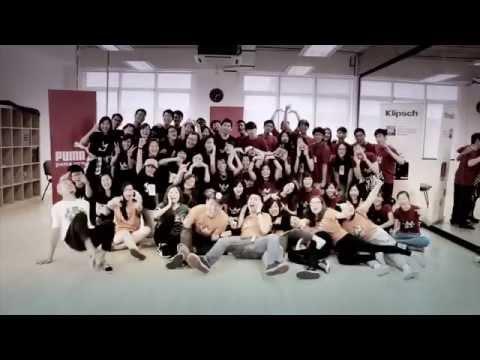Youth Dance Camp Summary 2014