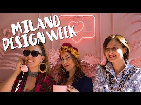 MILANO DESIGN WEEK & UNA GRANDE NOVITA' 😚 [ Brera / Via Tortona] - Miprendoemiportovia