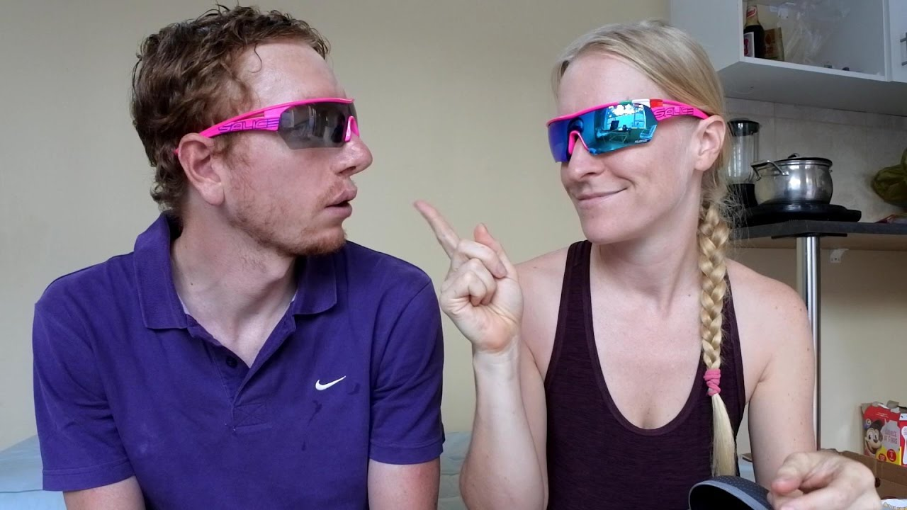 9d58dc22a3 Salice 006 Cycling Glasses Review - YouTube