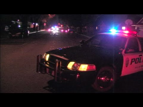 Boy Hospitalized After Being Hit By A Car In Modesto, California - News Footage