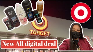 🎯Target - All digital spend $30 deal with new digitals! Now until 10/10