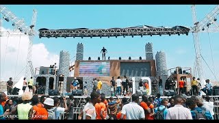 Diamond Platnumz KIGOMA Stage & Sound Check
