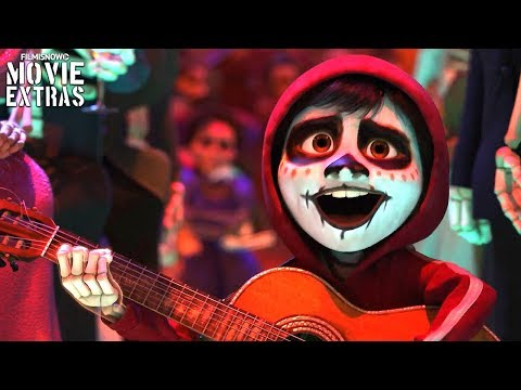 Coco release clip compilation & Final Trailer (2017)
