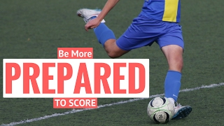 How To Shoot Tactically In Soccer
