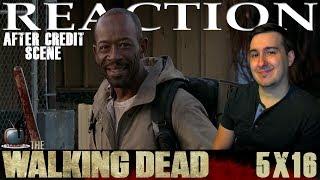 The Walking Dead  - Season 5 Finale End Credit Scene Reaction