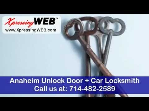 Anaheim Call 1 714 482 2589 Unlock Door Car Locksmith Garden Grove 92840