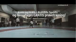 MMA, BJJ og Kickboxing i København: Rumble sports