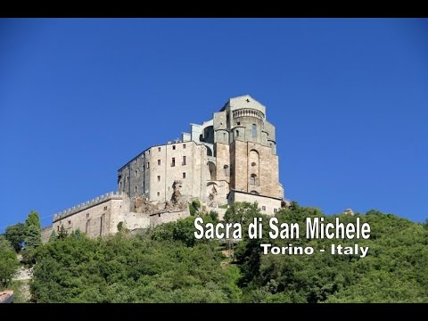 🇮🇹 Sacra di San Michele - Torino (Full HD 1080p) - YouTube