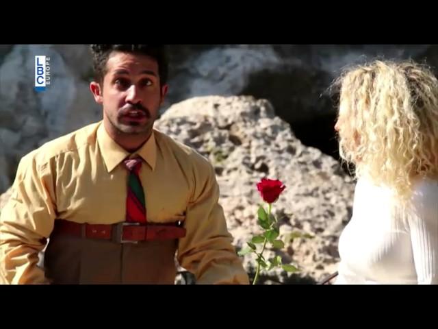 Ktir Salbe Show -  Episode 16 - شقلوب بياع الورد