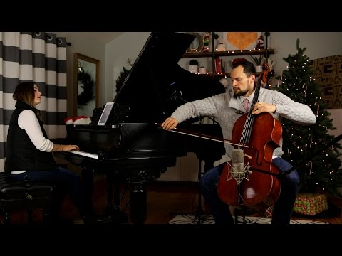 Charlie Brown Christmas (Piano + Cello) - Brooklyn Duo