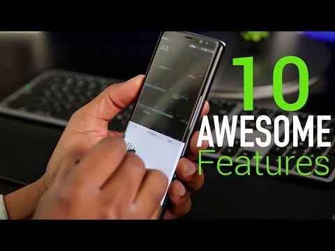 Samsung Galaxy Note 8 | My 10 Favorite Features