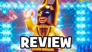LEGO BATMAN Movie Review (Spoiler Free)